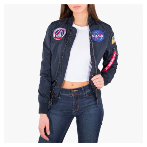 Alpha Industries MA-1 TT Nasa Reviersible 186022 07