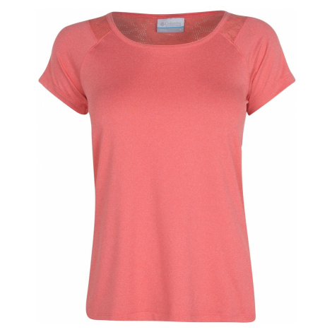 Columbia Peak T Shirt Ladies