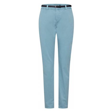 VERO MODA Chino nohavice  modrá