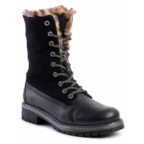 Outdoorová obuv TAMARIS - 1-26801-33 Black Comb 098