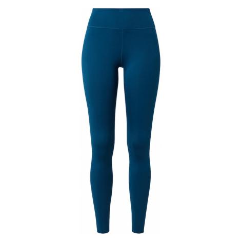 NIKE Športové nohavice 'One Luxe'  modrá