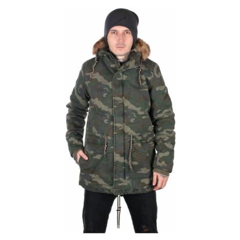 URBAN CLASSICS Garment Parka