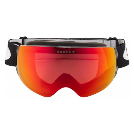 OAKLEY Športové okuliare 'Flight Deck'  červená / čierna