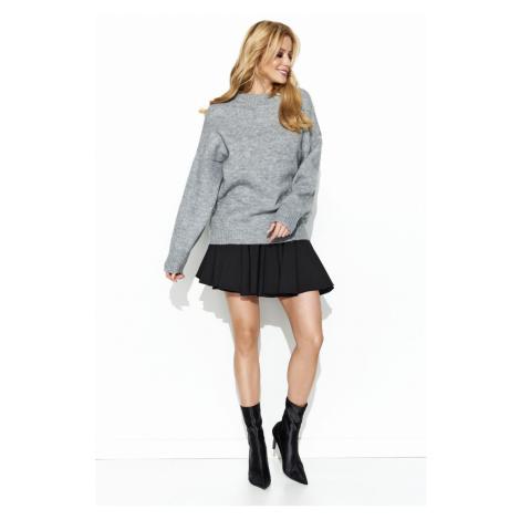 Makadamia Woman's Sweater MAKs63 Melange