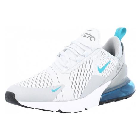 Nike Sportswear Nízke tenisky 'Air Max 270'  biela / vodová / sivá