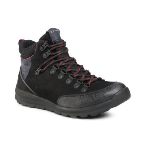 Šnurovacia obuv GO SOFT MI07-A976-A805-07 Prírodná koža(useň) - Zamš