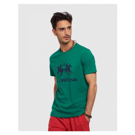 Tričko La Martina Man T-Shirt Jersey