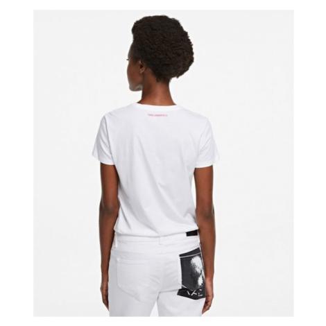 Tričko Karl Lagerfeld Karl Legend Logo T-Shirt