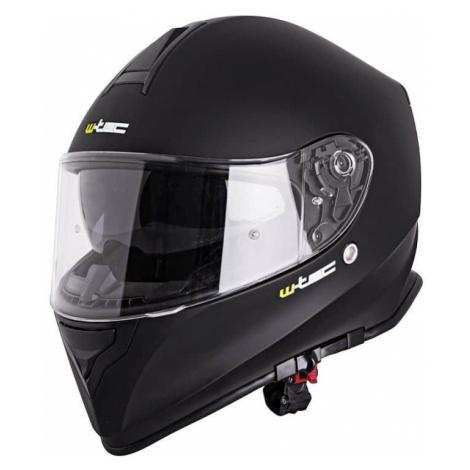 Moto prilba W-TEC V127 Farba matne čierna