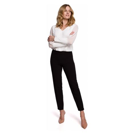 Makover Woman's Trousers K055