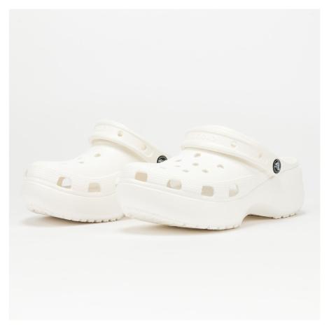 Crocs Classic Platform Clog W white