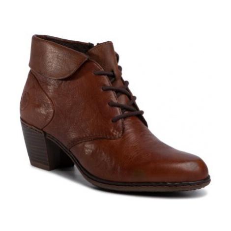 Šnurovacia obuv Rieker Y2131-22