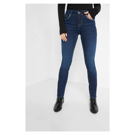 Džínsy skinny s výšivkou Orsay
