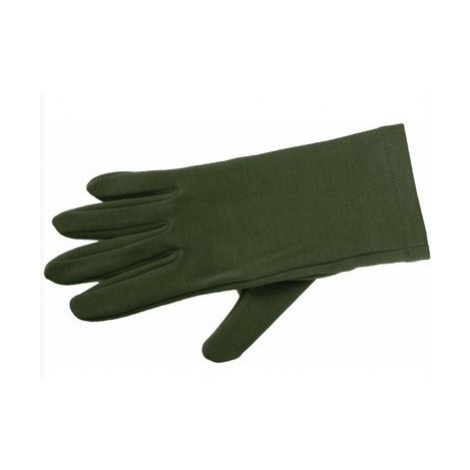 Zimné rukavice Lasting rok 6262 zelená