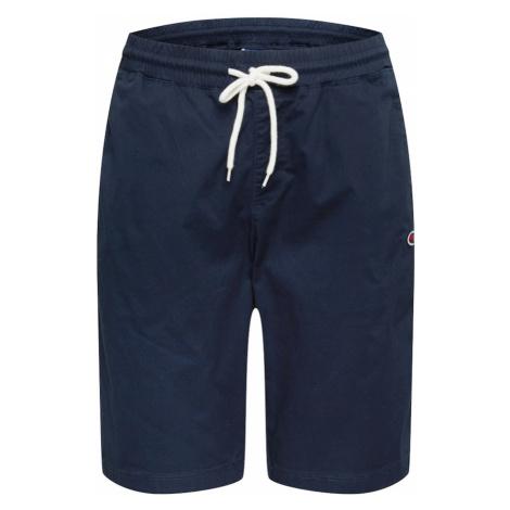 Champion Authentic Athletic Apparel Nohavice 'Cargo Bermuda'  tmavomodrá / zmiešané farby