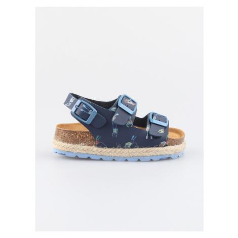 Sandále dětské Paez Modrá