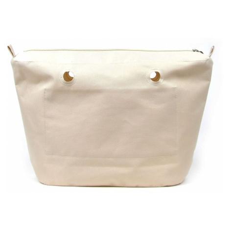 Obag.sk vnútorná taška beige pre obag mini