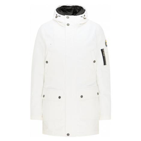 MO Zimná bunda  biela