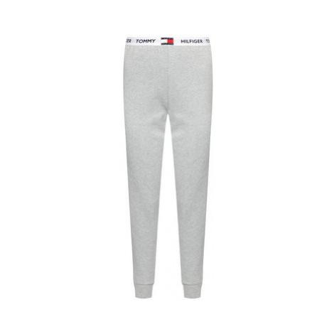 Tommy Hilfiger Teplákové nohavice UW0UW02274 Sivá Regular Fit