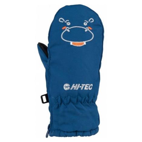 Hi-Tec NODI KIDS modrá - Detské zimné rukavice