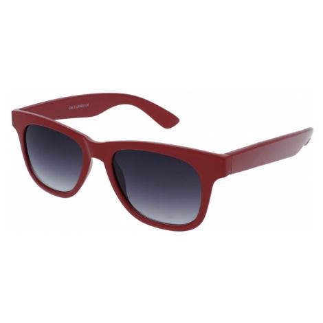 Slnečné okuliare VeyRey Nerd červené
