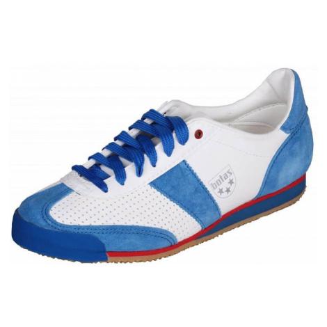 Classic halová obuv barva: bílá-modrá;velikost (obuv / ponožky): EU 42 Botas