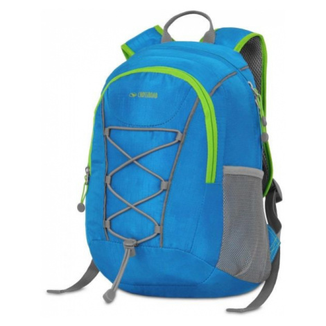 Crossroad DINO 12 modrá - Detský batoh