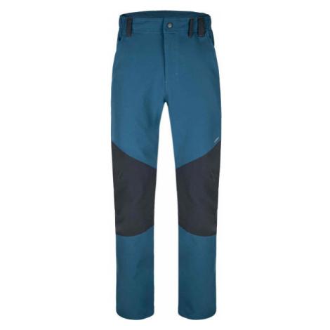 Loap URSUS modrá - Pánske outdoorové nohavice