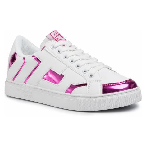 Sneakersy TRUSSARDI JEANS - 79A00471 W724