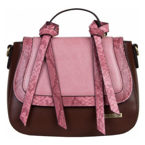Bulaggi Dámska kabelka Fleur Saddle Bag Mid brown