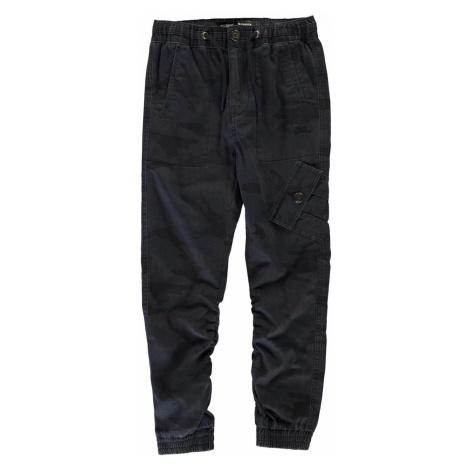 No Fear Boys Navy Army Print Trousers Junior