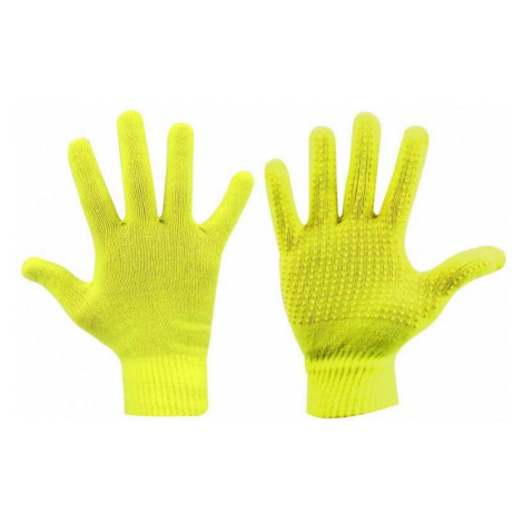 rukavice pletené barva: růžová;velikost oblečení: S-M