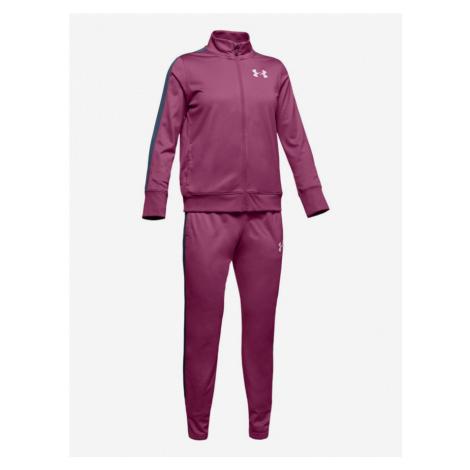 Súprava Under Armour Em Knit Track Suit-Pnk Růžová