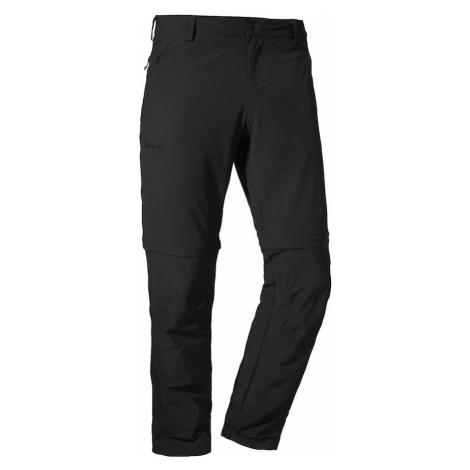 Schöffel Outdoorové nohavice  čierna