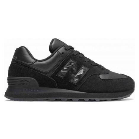 New Balance WL574SOS čierna - Dámska obuv na voľný čas