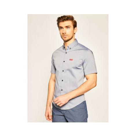 Boss Košeľa Biadia_R 50425624 Sivá Regular Fit Hugo Boss