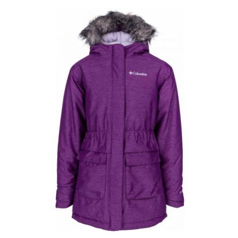 Columbia NORDIC STRIDER JACKET - Detská zimná bunda