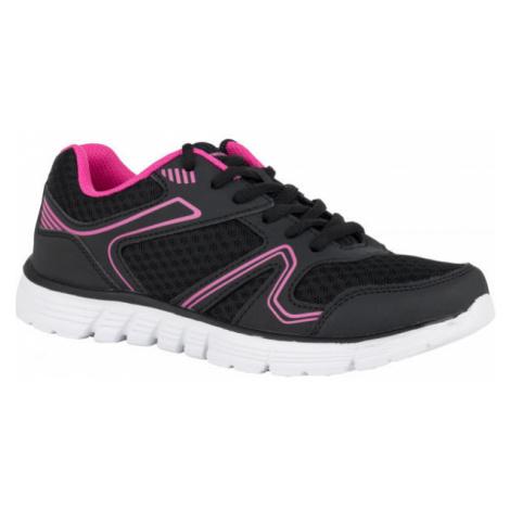 ALPINE PRO CAIARA ružová - Dámska voľnočasová obuv