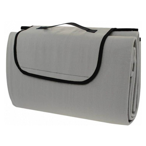 Pikniková deka CALTER GRADY, 200x150 cm, šedá