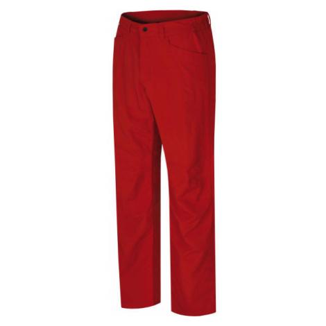 Hannah SIKY oranžová - Pánské outdoorové nohavice