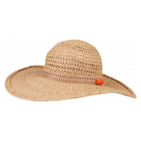 O'Neill BW FLAT BRIM FEDORA hnedá 0 - Dámsky klobúk