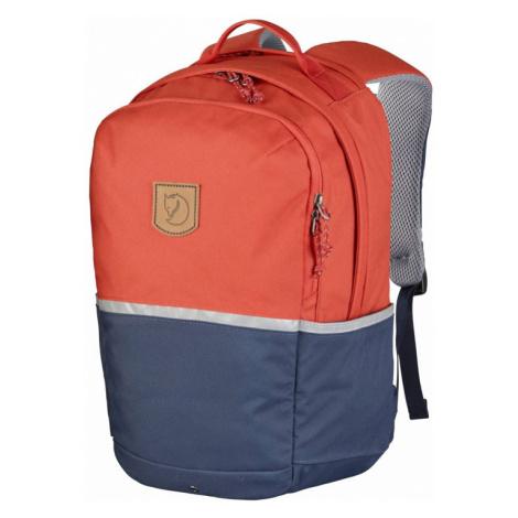 Fjällräven High Coast Kids - Flame orange / Navy-One size červené F23220-214-560-One size