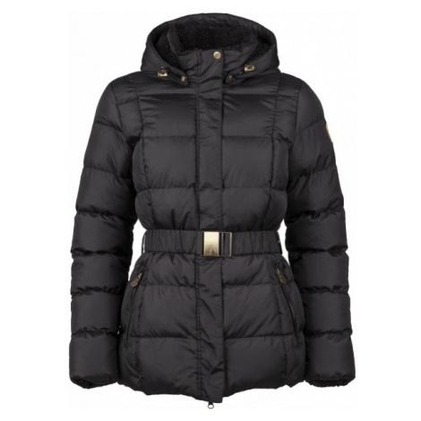 Willard IONA čierna - Dámsky prešívaný kabát