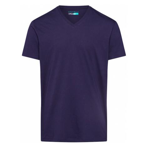 ESPRIT Tričko  námornícka modrá