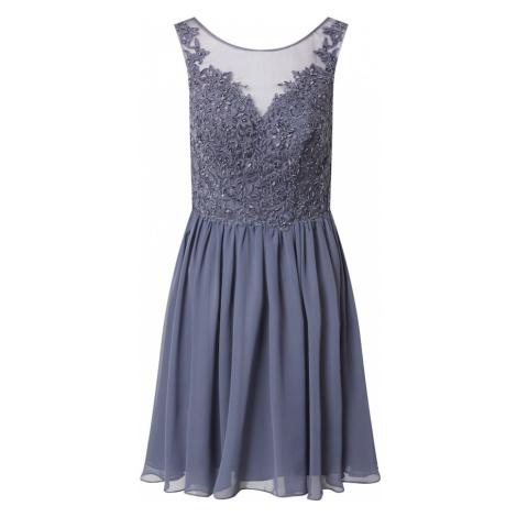 Laona Kokteilové šaty  modrosivá