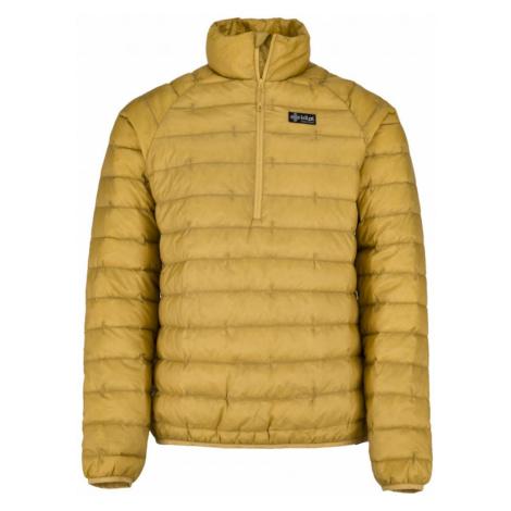 Men's down jacket Edmon-m yellow - Kilpi