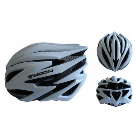 ACRA CSH98S-L stříbrná cyklistická helma