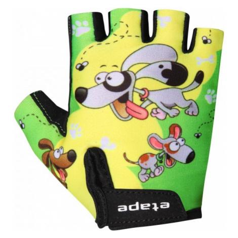 Etape REX RUKAVICE KIDS - Detské cyklistické rukavice