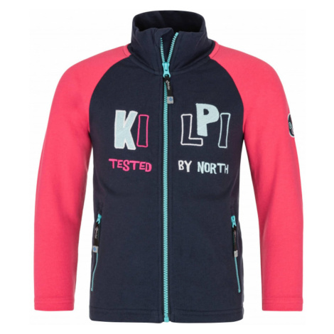 Girls' Fleedy-jg sweatshirt pink - Kilpi