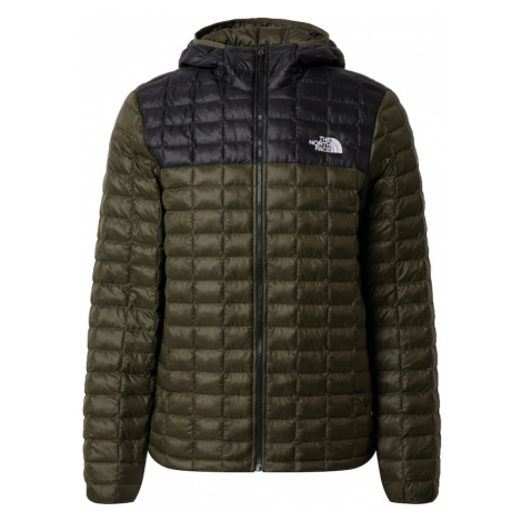 THE NORTH FACE Outdoorová bunda 'ThermoBall™ Eco'  kaki / čierna